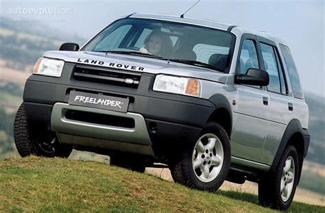 land rover freelander 2000 land rover freelander 1998 1999 2000 autoevolution