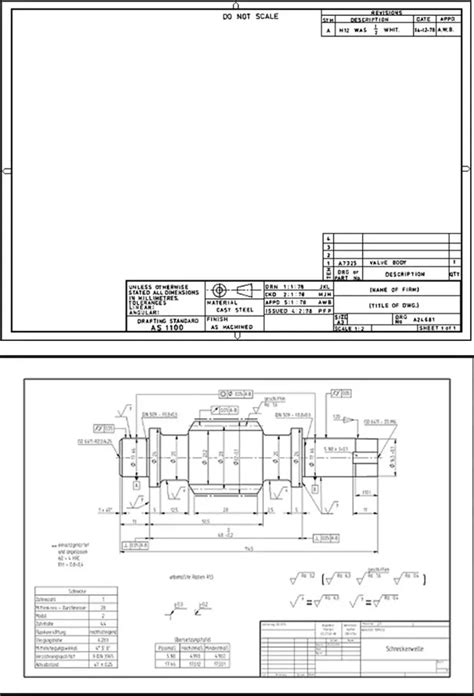 layout engineer how to read a mechanical engineer drawing quora