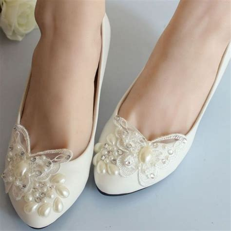 Beautiful Wedding Shoes For by Beautiful Wedding Shoes Without Heels