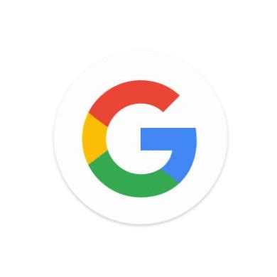 google updates logo with a flatter design and a sans serif