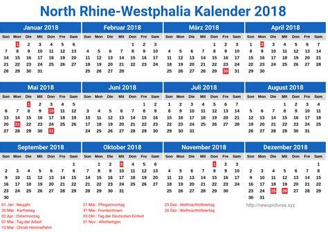 Kalender 2021 Nrw Nrw Kalender 2018 Kelender 2018