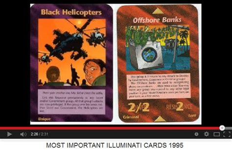 illuminati card 1995 1995 illuminati card 04 quot most important