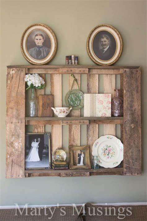 diy decorations using pallets 1001 pallet ideas diy and crafts