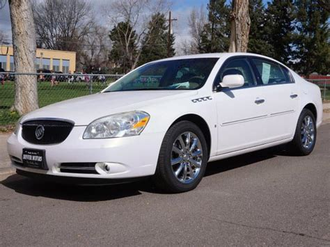 2006 buick lucerne price 2006 buick lucerne cxs 4dr sedan in englewood co denver