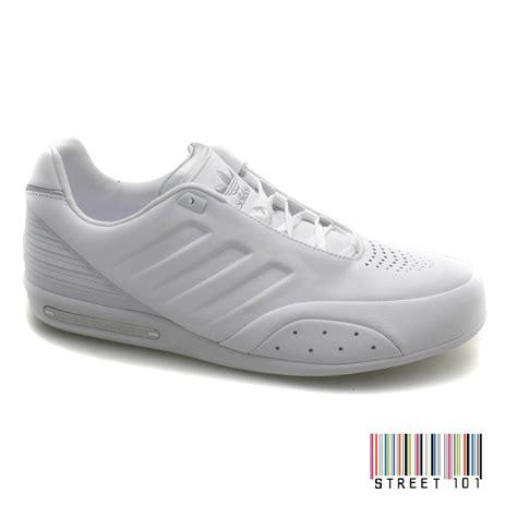 Porsche Design Adidas Trainers by Mens Adidas Porsche Design 917 White Leather Designer