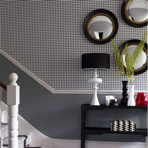grey wallpaper for hallway geometric wallpaper classic entrance halls 10 best