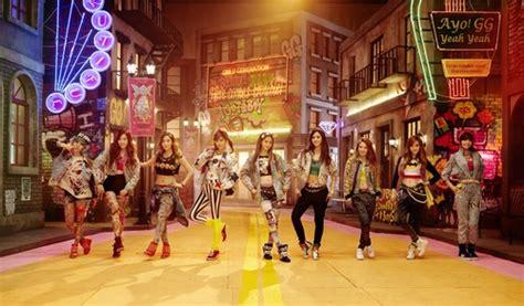 pop commercio e industria las chicas k pop la industria musical de los