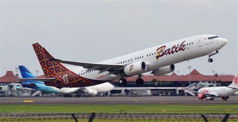 batik air flight information batik air terbang perdana halim perdanakusuma manado