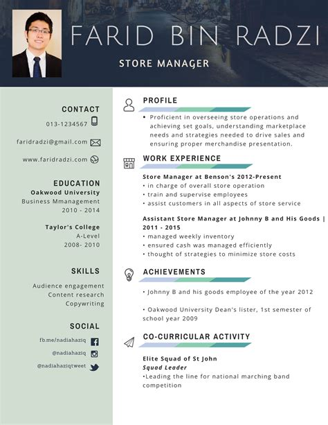 Resume Sle Untuk Kerja Kerajaan Contoh Resume Terbaik Buat Pencari Kerja Mysemakan