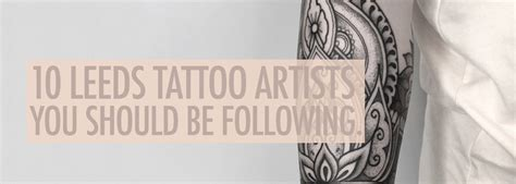 gibbo tattoo leeds 10 local tattoo artists you need to follow on instagram