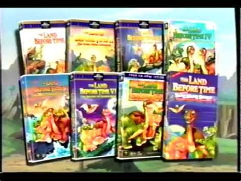 the land before time more sing along songs and movies
