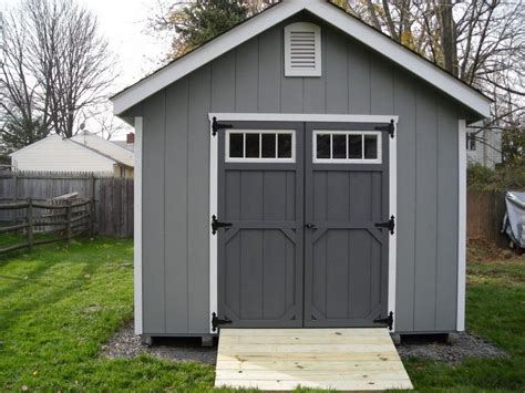 outdoor storage sheds ideas  pinterest