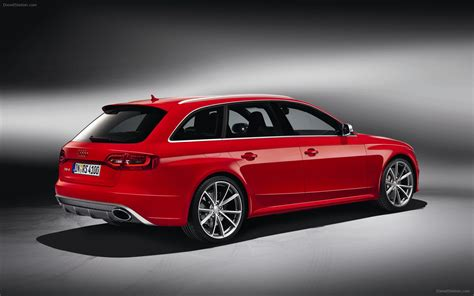 Audi Rs4 2012 by Audi Rs4 Avant 2013 Widescreen Car Wallpapers 02