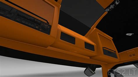 orange interior volvo 2012 black orange interior ets 2 mods