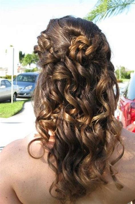 Hairstyles For Homecoming by Homecoming Hairstyles Beautiful Hairstyles