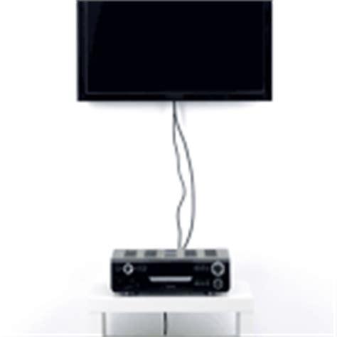 Kabel Vom Fernseher Verstecken by Tv An Wand Kabel Verstecken Jetzt Auch Ohne Bohren