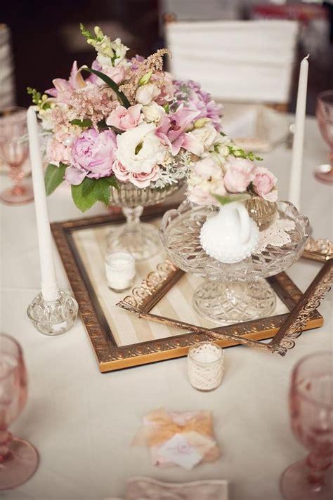 20 Inspiring Vintage Wedding Centerpieces Ideas