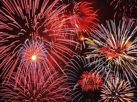 new year july fireworks display photo wallpaper wallcoo net