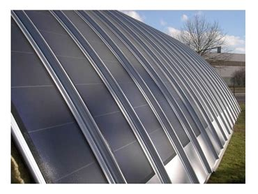 kalzip roofing sheets roof integrated solar panels from kalzip architecture