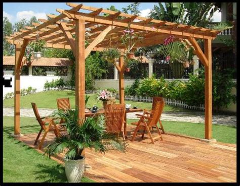 Backyard Arbor Ideas Backyard Arbor Design Ideas Home Landscaping