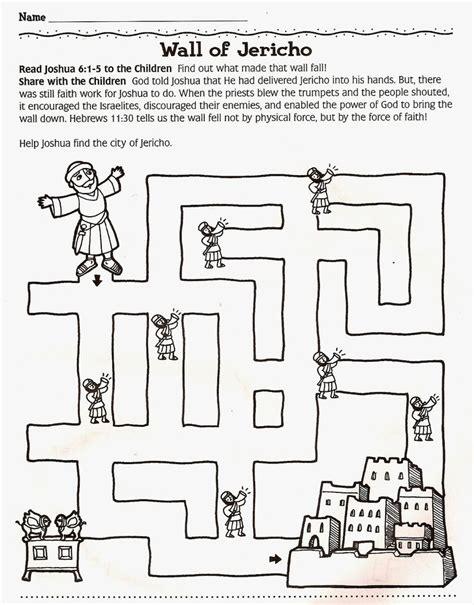 coloring page for walls of jericho 17 best images about bijbel jozua voor kleuters bible