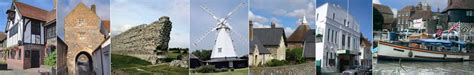 best places to visit in kent wsj places to visit and visitor attractions in sandwich kent uk