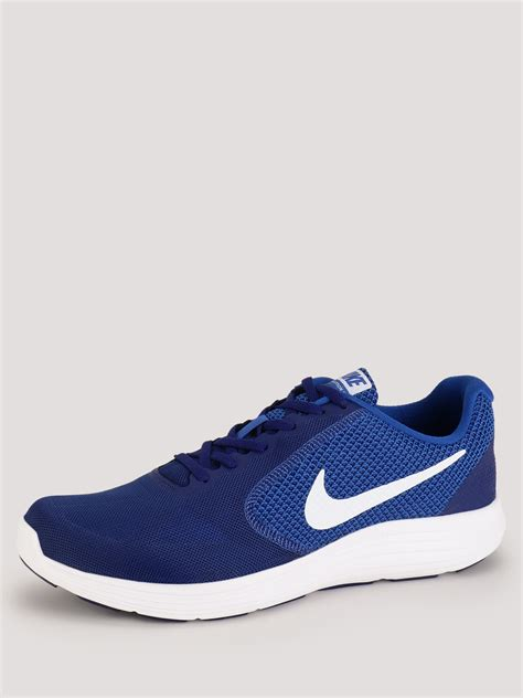 sports shoes india buy nike revolution 3 running shoes with swoosh on mesh