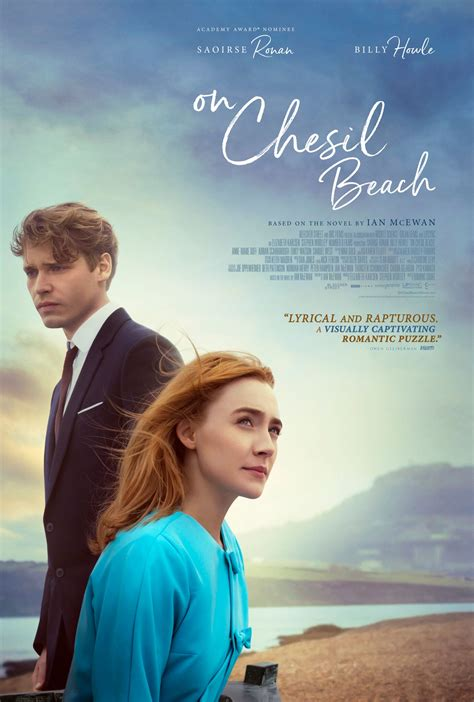 on chesil beach a luminous saoirse ronan in the first trailer for on