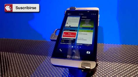 themes para blackberry q10 blackberry presenta oficialmente blackberry 10 blackberry