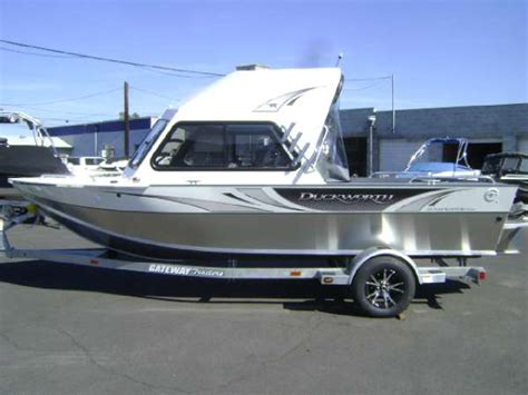 used duckworth boats washington 2018 duckworth 20 pacific navigator ht yakima washington