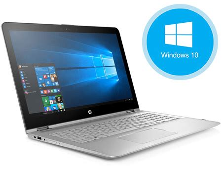 hp envy 15 x360 touchscreen laptop intel core i7, 15.6