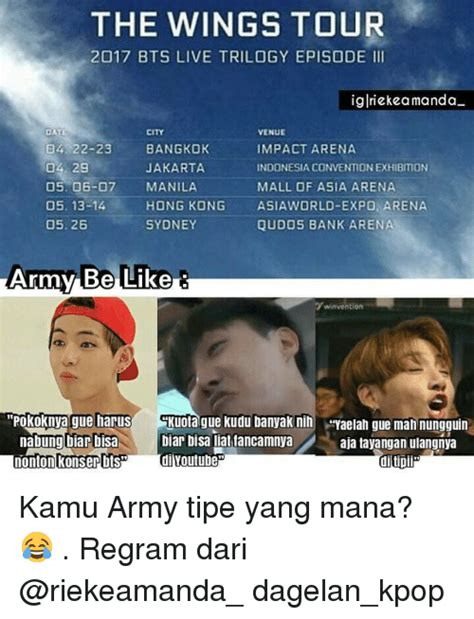 bts wings tour jakarta funny bank memes of 2017 on sizzle ashley banks