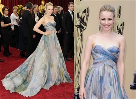 Oscars Up Cqs Top 10 Best Dressed by The Who Couldn T Wear Make Up And Other Tales The