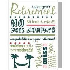 happy retirement card printable printable cards