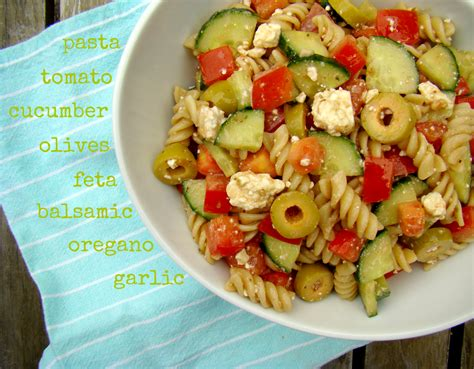 pasta salad ingredients family feedbag mediterranean pasta salad