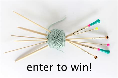 Knitting Giveaway - giveaway review hands occupied knit affair