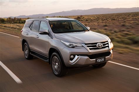 toyota fortuner toyota fortuner review caradvice