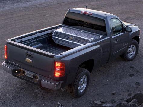 chevrolet silverado  regular cab specifications