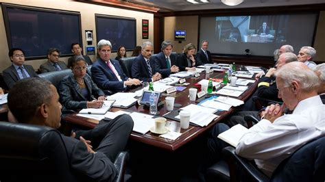 The Situation Room the situation room an inside look at the president s