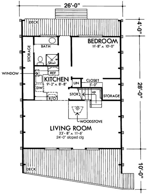 a frame home floor plans a frame house plans home design ls h 15 1