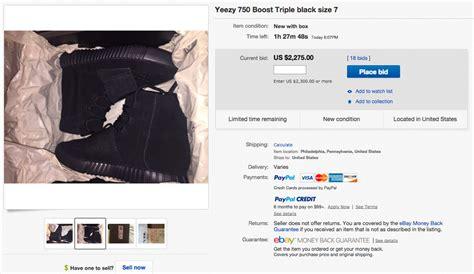 ebay yeezy adidas yeezy 750 boost ebay