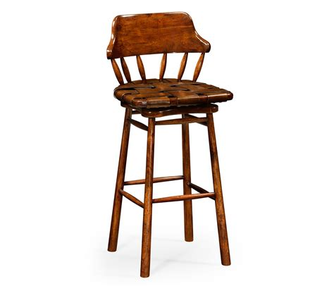 country style bar chairs country style leather bar counter stools