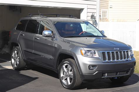 jeep grand grey zainoed my 2012 jeep grand overland hemi v8