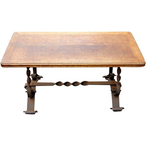 rustic country coffee table coffee table vintage french rustic country hand made