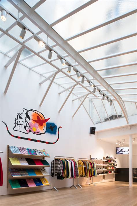 supreme europe store supreme opens brinkworth designed flagship