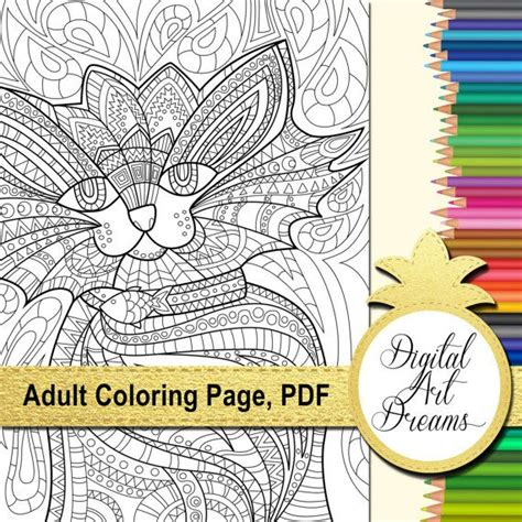complicated coloring pages pdf 17 best adult coloring images on pinterest coloring