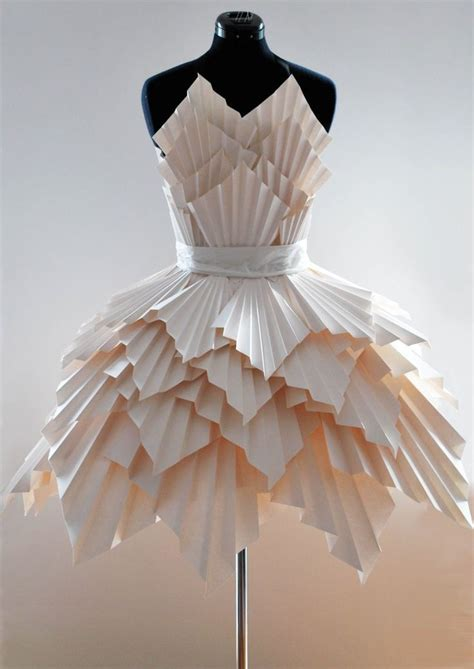 Paper Dresses - paper dress
