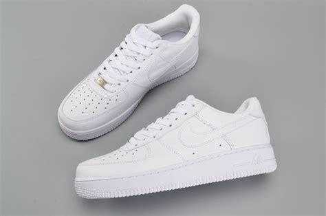 Nike Air White all white nike air 1 low cheap 315122 111 for sale