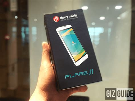 Themes For Cherry Mobile J1   cherry mobile flare j1 first look and impressions the