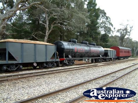Steam E Gift Card - lithgow zig zag railway steam train leaving station virtual postcard lithgow zig